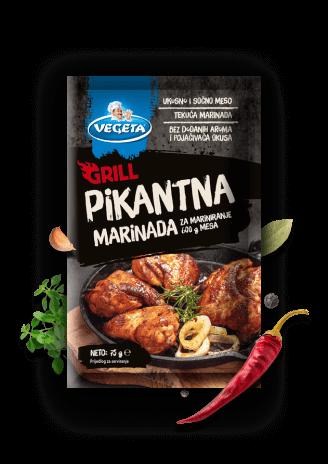 Vegeta Grill marinada pikantna grill product